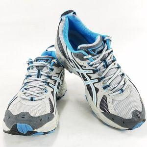 Asics Gel Kahana T0E5N Womens Athletic Shoes Sz 10